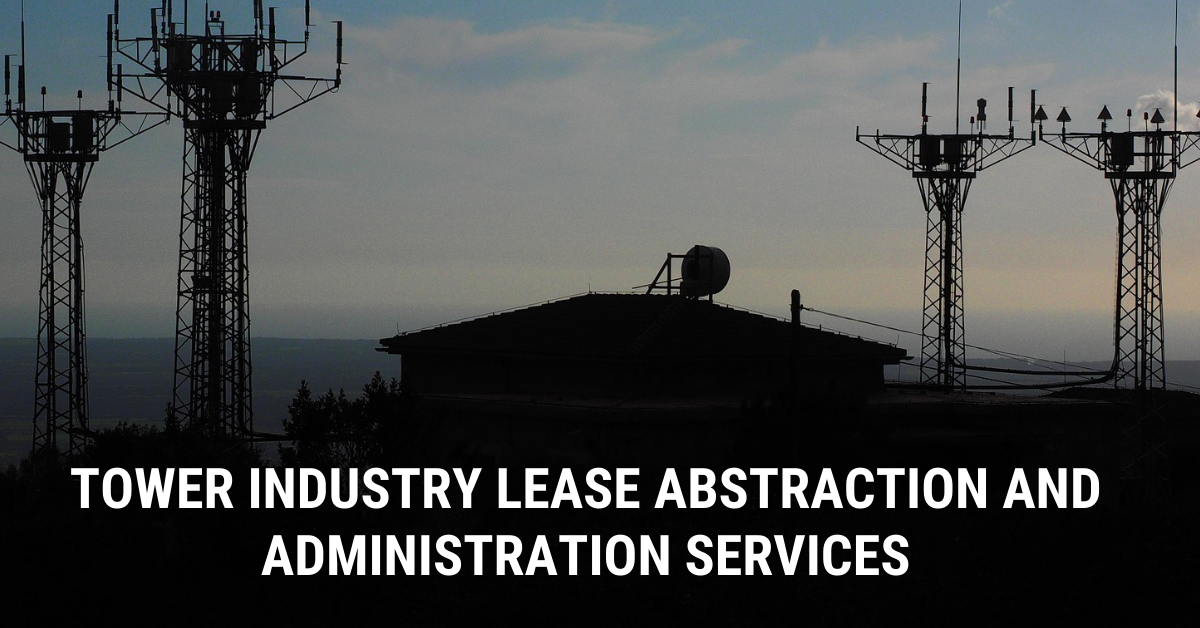 3 Things to look for when outsourcing your Telecom lease portfolio management